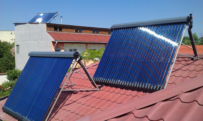 Montaj panouri solare si panouri fotovoltaice Constanta